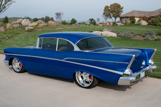 custom 57 chevy concepts gpm reserved rights copyright inc customconcept 57chevy